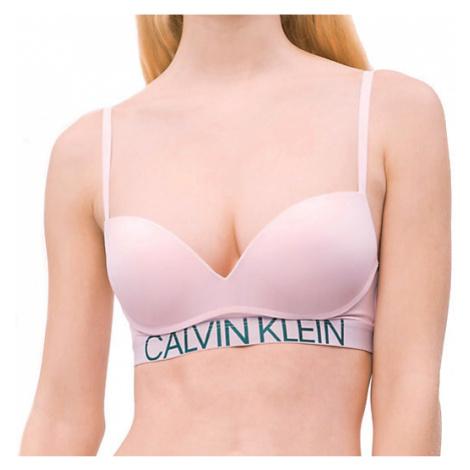 Dámská push-up podprsenka Calvin Klein QF5182E | růžová