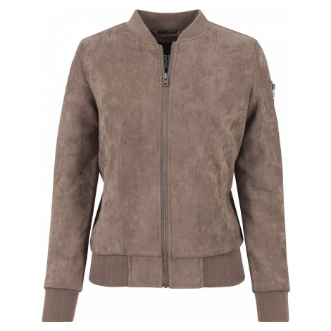 Urban Classics Light Bomber Jacket bunda tmavošedá
