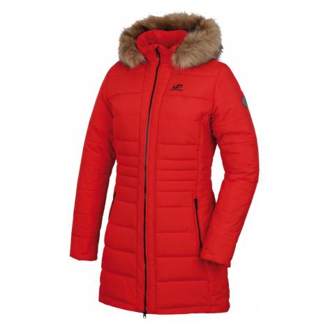 HANNAH MEX Dámský zimní kabát 10007325HHX01 high risk red