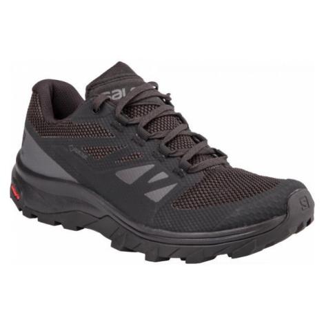 Salomon OUTLINE GTX W černá - Dámská hikingová obuv
