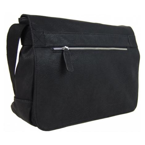 Černá pánská crossbody taška Janell Mahel