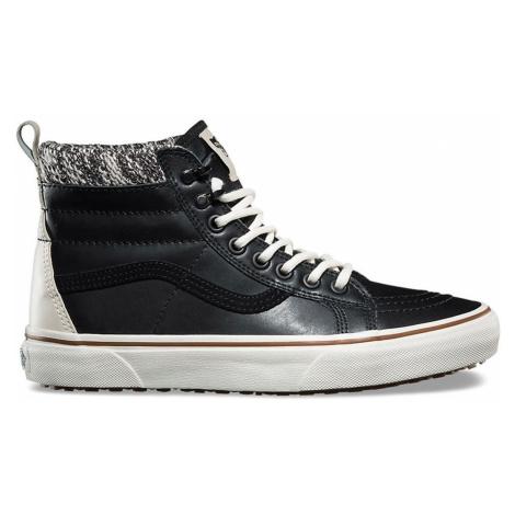 Vans SK8-Hi MTE Black Leather černé VA33TXI28