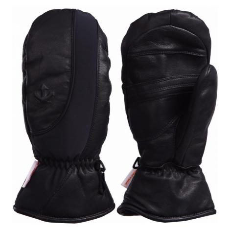 Lyžařské rukavice Descente LIVIA černá