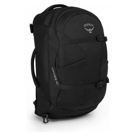 Osprey Farpoint 40 Black M L černé 10002018OSP.01.B99