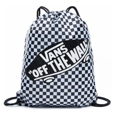 Vak Vans Benched black/white checkerboard