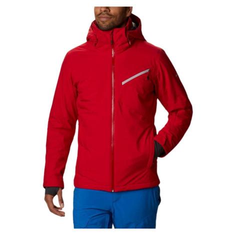 Bunda Columbia Powder 8's™ Jacket M - červená