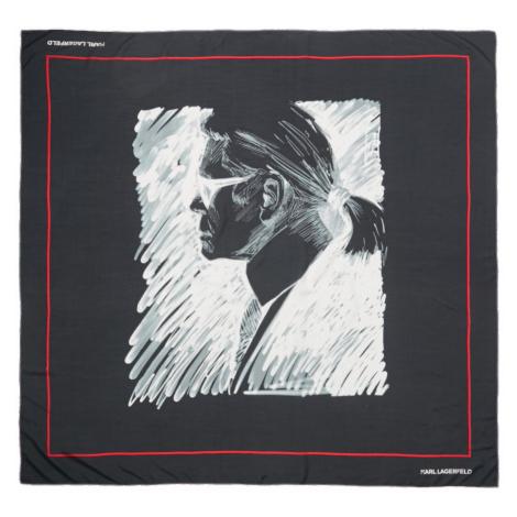 Šátek - KARL LAGERFELD | legend