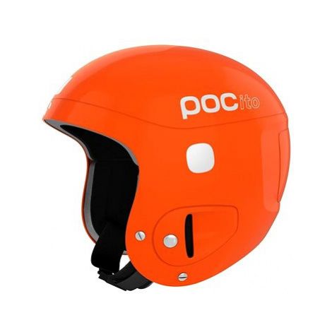 POC POCito Skull Fluorescent Orange Adjustable