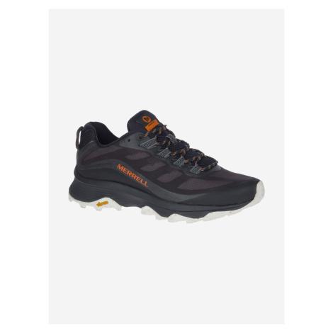 Moab Speed Outdoor obuv Merrell Černá