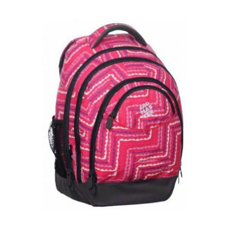 Studentský batoh BAGMASTER LEAF 0115B