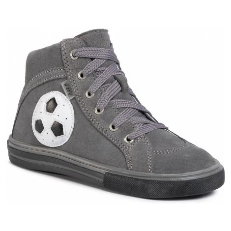 Sneakersy BARTEK - 74063-76G Šedá
