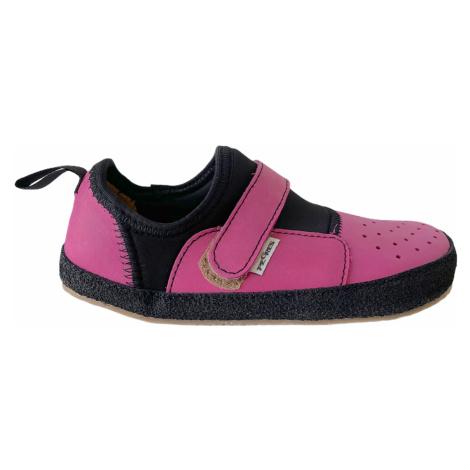 boty Pegres BF31 růžová