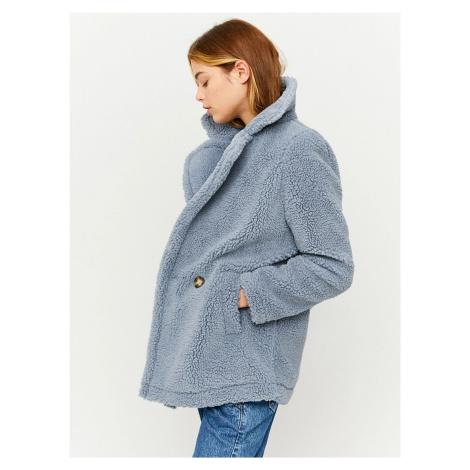 Tally Weijl krátký kabát z umělého kožíšku
