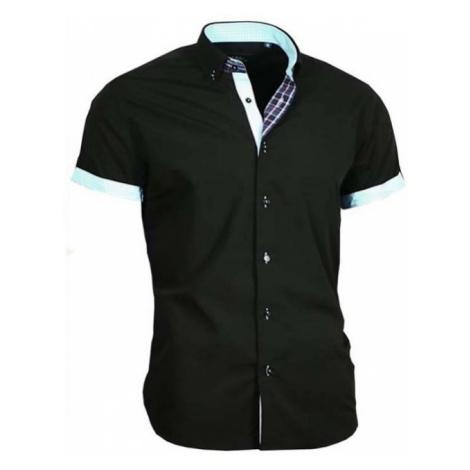 BINDER DE LUXE košile pánská 83313 s krátkým rukávem