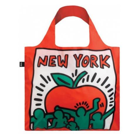 Skládací nákupní taška LOQI KEITH HARING New York