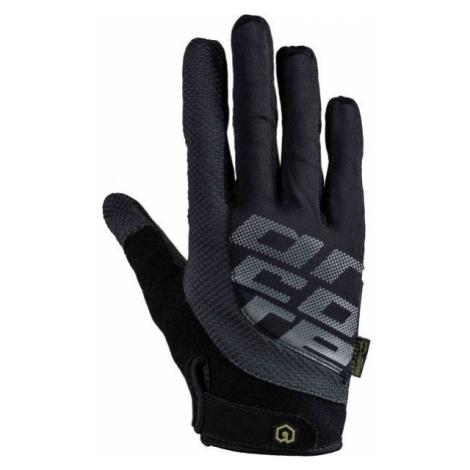 Arcore FORMER černá - Dlouhoprsté cyklistické rukavice