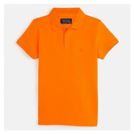 Chlapecká polokošile MAYORAL - 890 oranžové | oranžová
