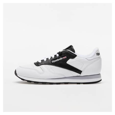 Reebok Classic Leather Mr White/ Black/ Cdgry2
