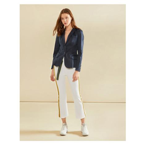 Sako La Martina Carry Over Jacket Stretch Cott - Modrá