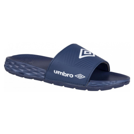 Umbro EQUIPE SANDAL JNR tmavě modrá - Dětské pantofle