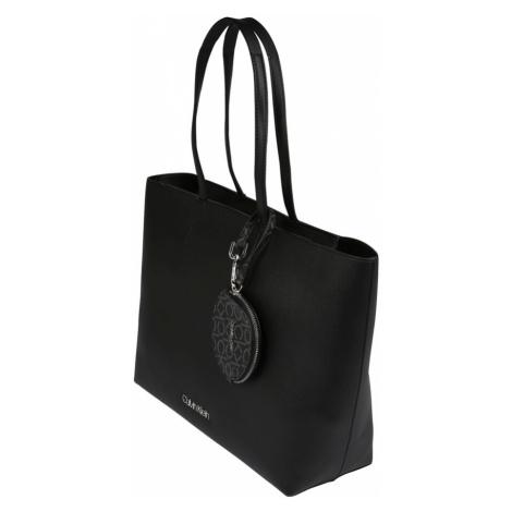 Calvin Klein Nákupní taška černá