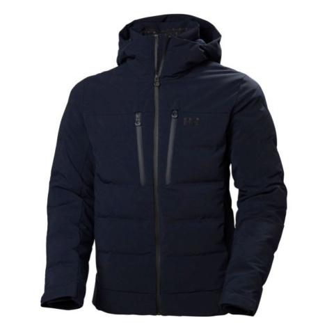Helly Hansen RIVARIDGE PUFFY černá - Pánská péřová bunda