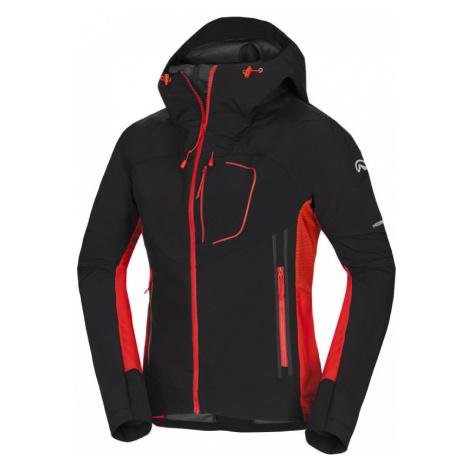 Pánská bunda Northfinder Redwanb black/red