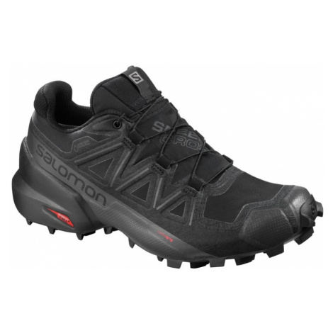Pánská běžecká obuv Salomon Speedcross 5 Wide Black - Phantom