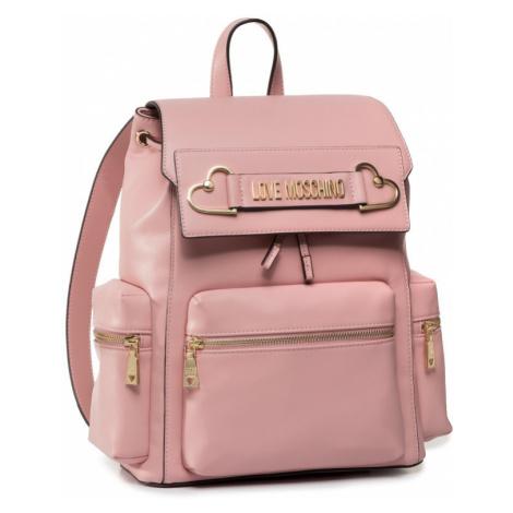 Růžový batoh - LOVE MOSCHINO