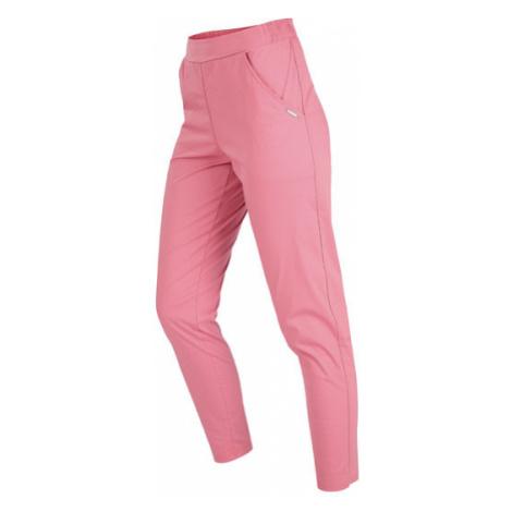 Dámské kalhoty Litex 5A283   starorůžová