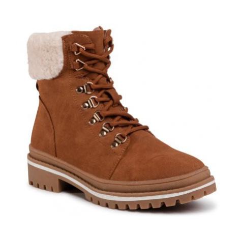 Šněrovací obuv Jenny Fairy WS2886-05 Ekologická kůže /-Ekologická kůže