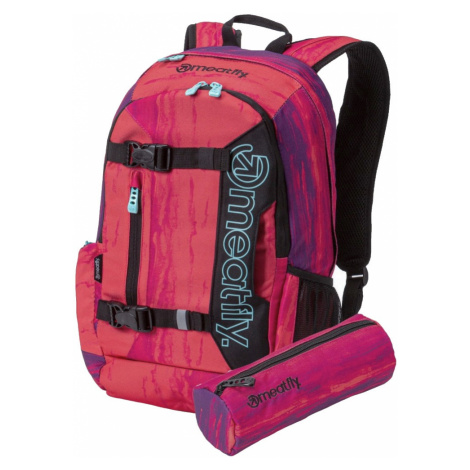 Batoh Meatfly Basejumper 5 H ambient pink, black 20l