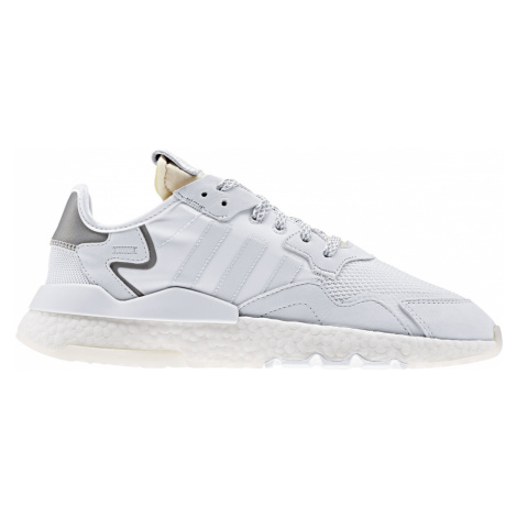 Adidas Nite Jogger Crystal White bílé EE5855
