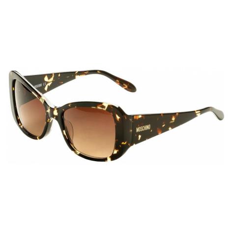 Moschino sluneční brýle želvovinové