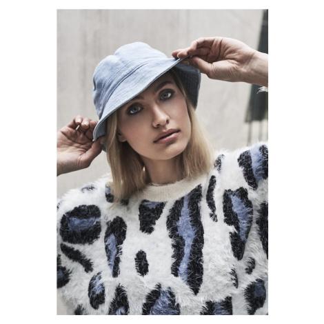Denim Bucket Hat - light blue Urban Classics