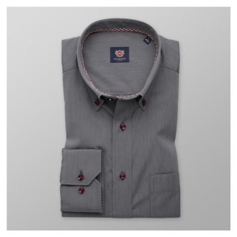 Klasická košile London s jemným proužkem (všechny velikosti) 9920 Willsoor