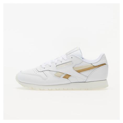 Reebok Classic Leather White/ Alabaster/ Utility Beige