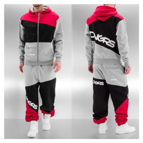 Dangerous DNGRS tepláková souprava Sweat Suit Grey/Black/Red
