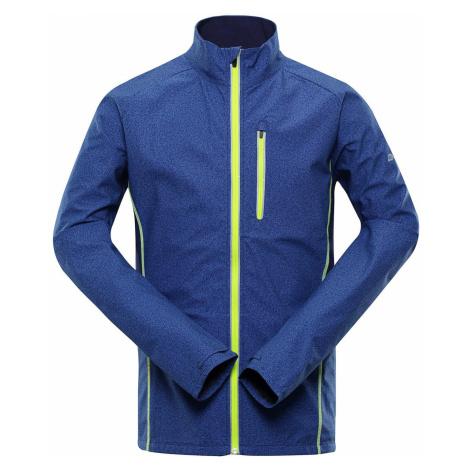 ALPINE PRO TECHNIC 2 Pánská softshellová bunda MJCR393677 estate blue