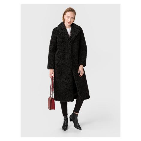 Kabát TWINSET Černá
