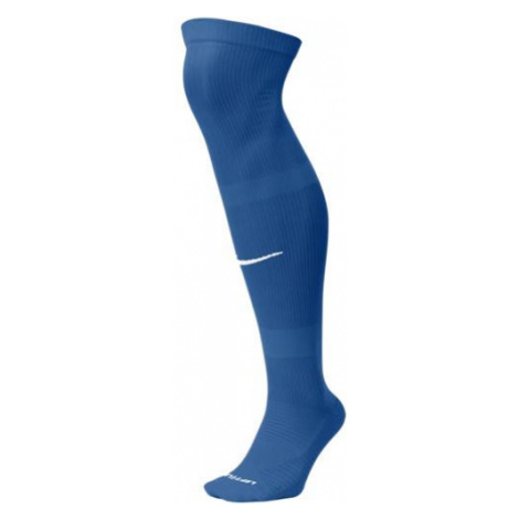 Štulpny Nike MatchFit Knee High Modrá