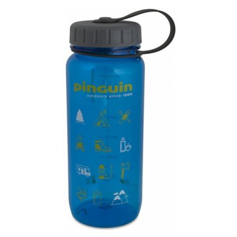 Pinguin Tritan Slim Bottle 0,65l, modrá