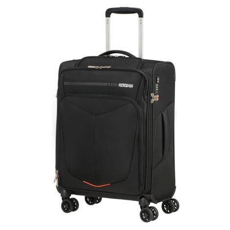 American Tourister Kabinový cestovní kufr Summerfunk Bizz Smart Spinner 78G 39,5 l - černá
