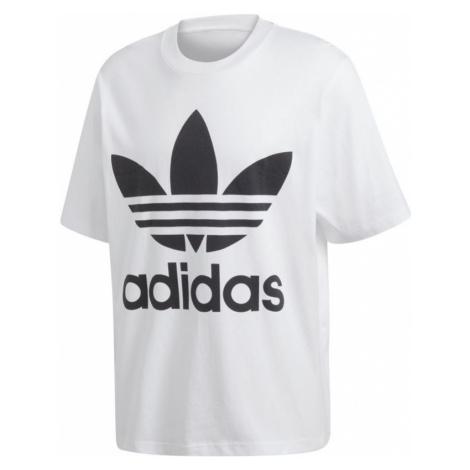Adidas oversized - bílá