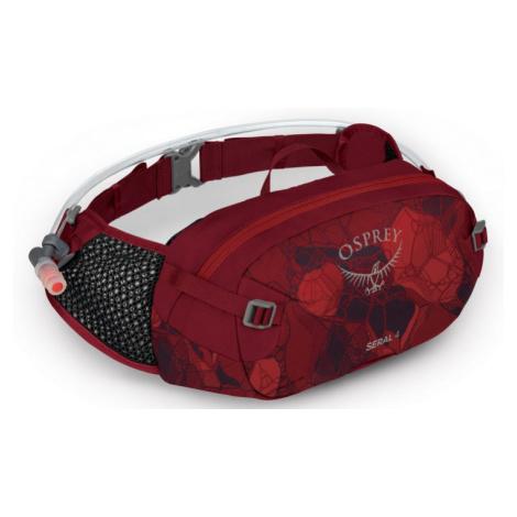 Ledvinka Osprey Seral 4 II Barva: červená