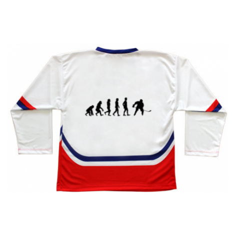 Hokejový dres ČR Evolution Hockey