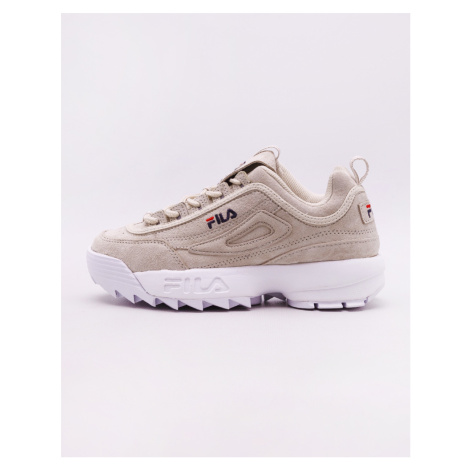 Fila Disruptor S Low Whitecap Gray