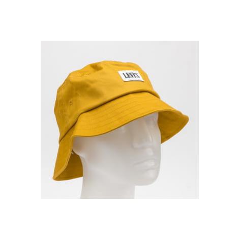 Levi's ® Serif Bucket Hat tmavě žlutý Levi´s