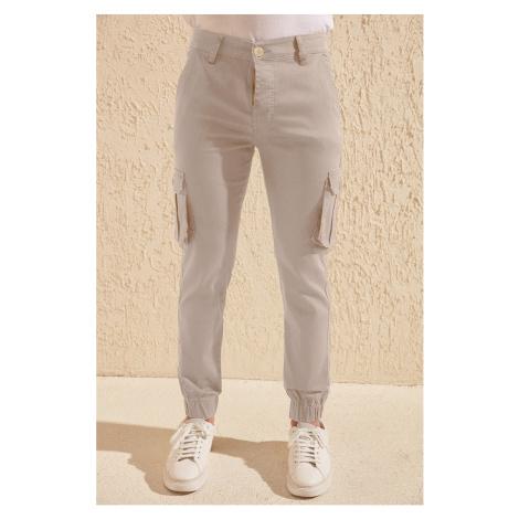 Pánské kalhoty Trendyol Cargo