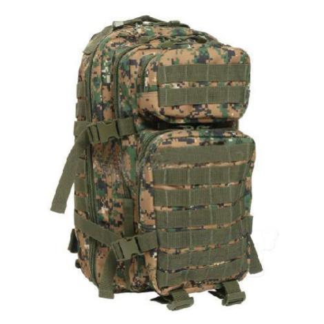 Vojenský batoh US ASSAULT PACK small Mil-Tec® - marpat Mil-Tec(Sturm Handels)